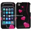 iPhone 3G/3GS Love Drops Design Protector Case