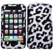 iPhone 3G/3GS Snow Leopard Design Protector Case