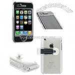 iPhone 3G Belt Clip Transparent Protector Case