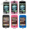 iPhone 3G Compatible Soft Skin Silicone Case