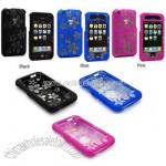 iPhone 3G Transparent Laser-cut Case