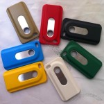 iPhone 4 4S Case with Stainless Steel Bottle Opener
