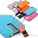 iPhone Case with USB Memory Stick