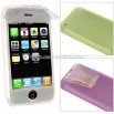 iPhone White Silicone Skin Protective Cover