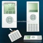 iPod design innovative Patented calendar clock with detachable calculator