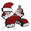 interesting Santa Claus USB Memory Stick