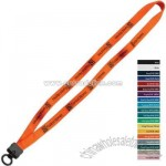 knitted cotton lanyards