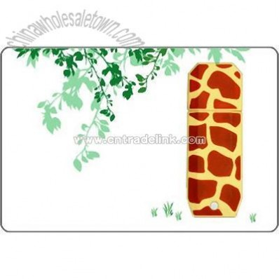 leopard Cartoon USB Flash Drives