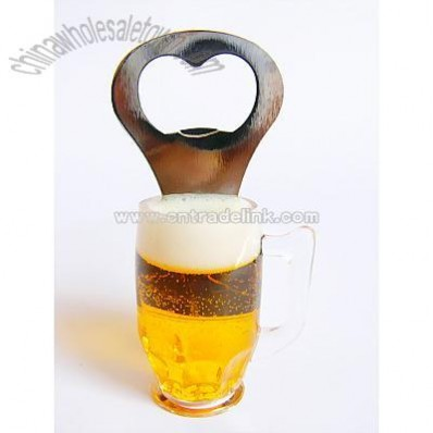 liquid wine bottle opener