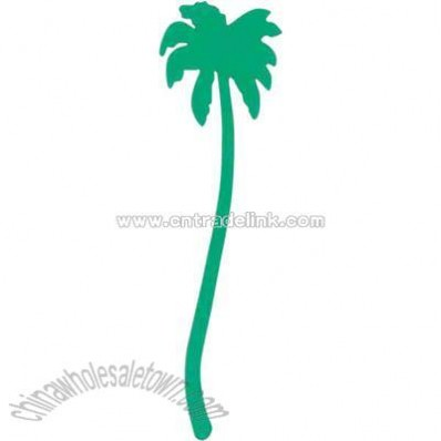 long palm tree stirrer