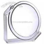 magnifying mirror with stand