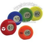 mini digital color clock