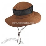 nylon booney sun hat