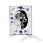 porcelain photo frame