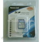 sd card with packing