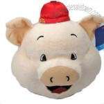 sound stuffed pig see