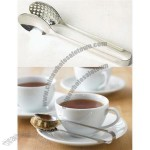stainless steel tea bag tongs