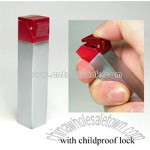 windproof lighter with childproof lock lighter